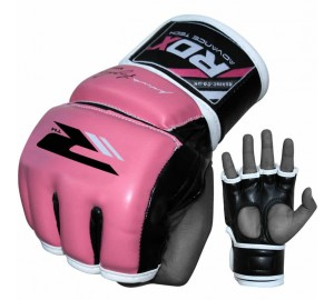 RDX F11 Women Pink Grappling Gloves