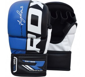 RDX T6 Power Fighter MMA Gloves