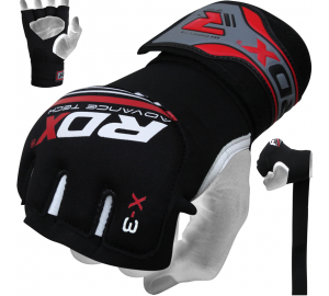 RDX X3 Gel Grappling Gloves