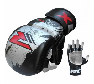 RDX T11 MMA Grappling Gloves