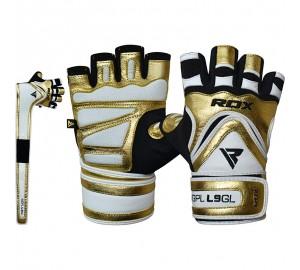 RDX L9 Bodybuilding Gym Gloves