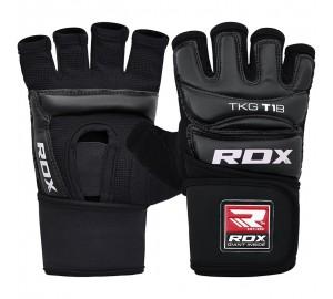 RDX T1 WTF Black Taekwondo Gloves