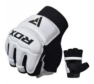 RDX T2 Taekwondo Leather TKD Gloves