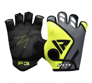 RDX F3 Gym Weight Lifting Gloves
