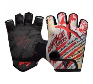 RDX F7 Red Revenge X Gym Gloves