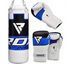 2ft Punching Bag with Boxing Gloves for Kids