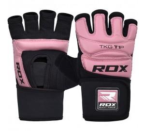 RDX T1 Women Pink Taekwondo Gloves