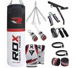 RDX Punching Bag With Wall Bracket