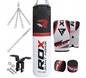 RDX G-Core 8pc Heavy Punch Bag Boxing Set