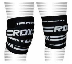 RDX Power Lifting Knee Wraps Bandages Support Training