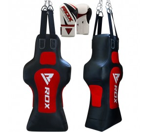 RDX Leather-X Uppercut Punch Bag
