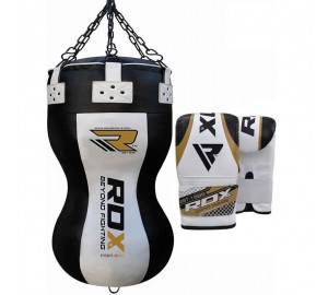 RDX Leather-X Uppercut Punching Body Punch Bag