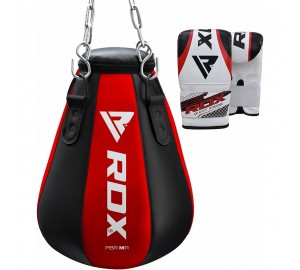 RDX Punching Maize Bag & Bag Gloves