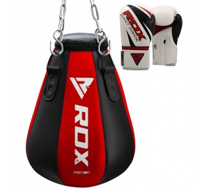RDX Punching Maize Bag With Boxing Gloves