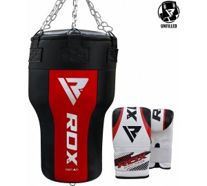 RDX Unfilled Angle Punch Bag