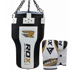 RDX Fight Training Punching Angle Punch Bag