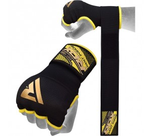 RDX Inner Gloves Wrist Strap Training Hand wraps Fist