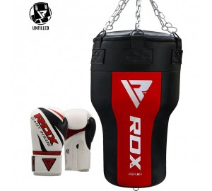 RDX Training Unfilled Angle Punch Bag
