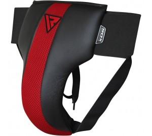 RDX Leather-X Groin Guard Abdo Protector