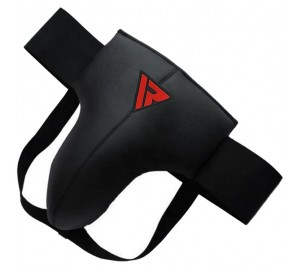 RDX Leather-X Groin Guard Protector