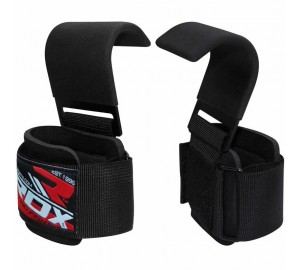 RDX W5 LARUS Weight Lifting Hook Straps
