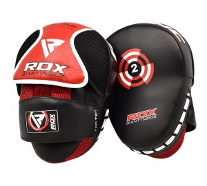 RDX T2 Red Cavar Curved Boxing Pad