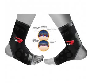 RDX A2 Anklet Support Compression Sock