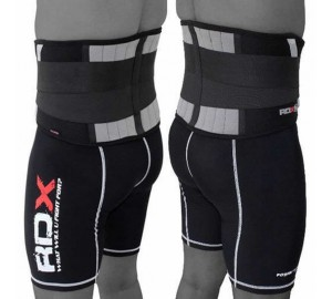 RDX X2 Lower Back Support Gym Belt