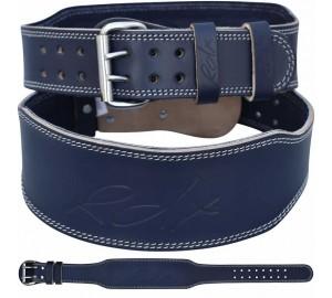 """RDX Leather 4"""" Padded  Training Belt"""