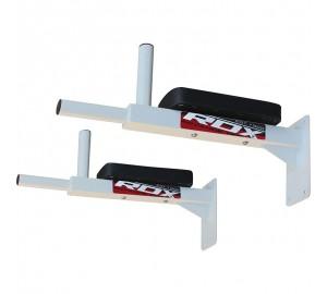 RDX Heavy Duty Wall Mounted Padded Dip Bar