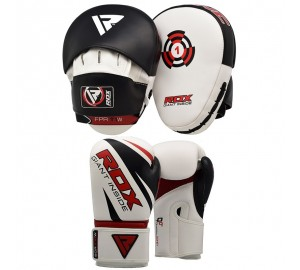 RDX 12 - 16oz Boxing Gloves and Pads