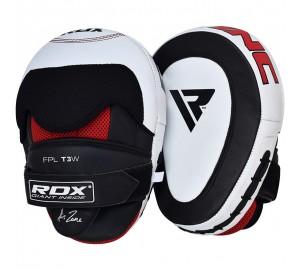 RDX T3 Zero Impact Leather Boxing Pads