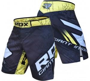 RDX MMA Shorts Giant Inside