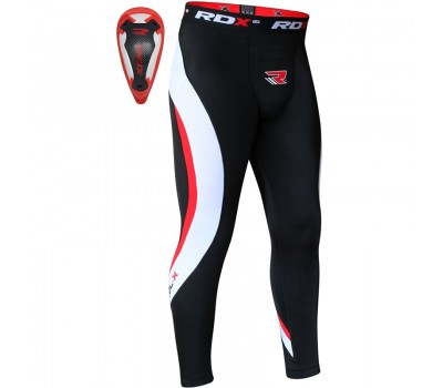 RDX Thermal Compression Flex Trouser and Gel Groin Cup