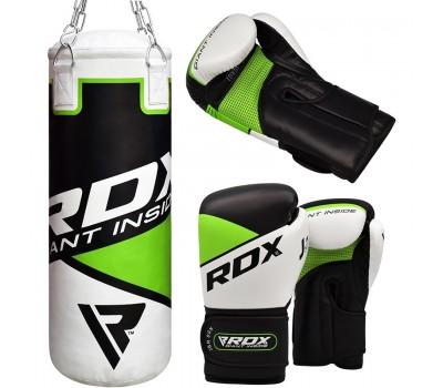 2ft Punch Bag & Boxing Gloves for Kids