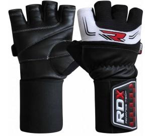 "RDX L5 3.5"" Weightlifting Gym Gloves"
