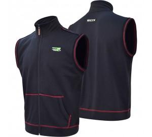 RDX Athletic Gym Exercise Running Fleece Jacket Upper