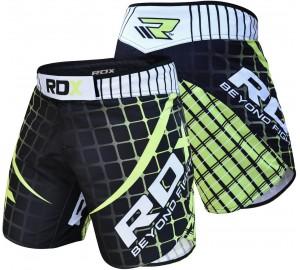 RDX MMA Shorts  Flex Panel