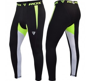 RDX Thermal Compression Pants Boxing Training Base Layer