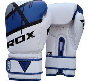 Blue 8oz Ego Boxing Gloves