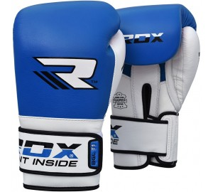 Blue 16oz Elite Boxing Gloves