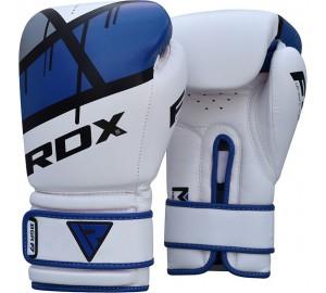 Blue 14oz Ego Boxing Gloves