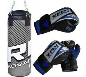 RDX Filled 2ft Kids Boxing Set Punching Bag