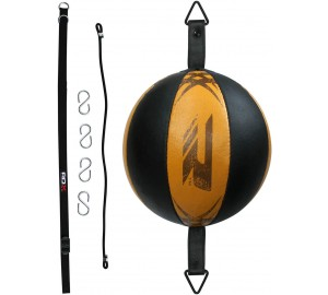RDX Leather-X Double End Dodge Speed Ball Boxing