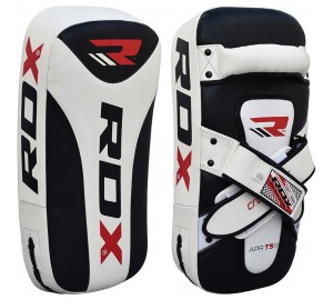 RDX Gel PTM Dome Strike  Curved Muay Thai Pad
