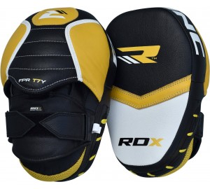 RDX Curved Leather Focus Pads