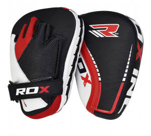RDX Leather Curved Focus Pads