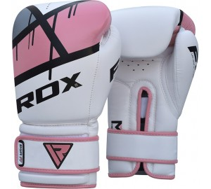 Pink 8oz Ego Boxing Gloves For Women